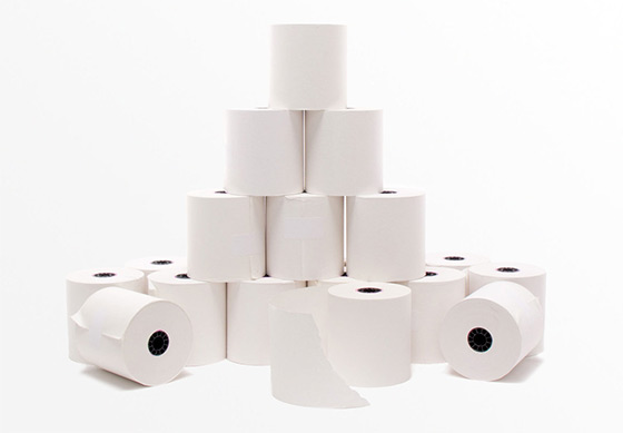 debit machine pos paper rolls