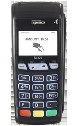 Ict 220 Debit Terminal
