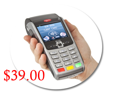 long range wireless payment terminal