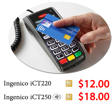 Royal Debit Countertop Payment Terminals 2018