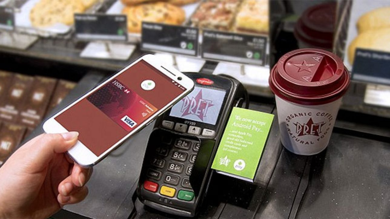 contactless payment canada