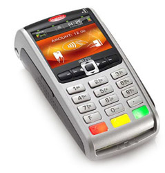 Long Range Wireless Terminal Royal Debit