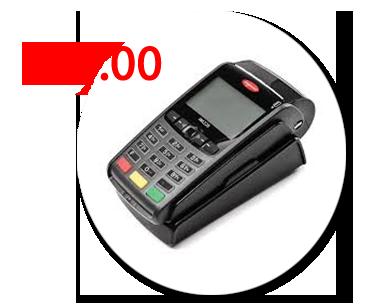 Short Range Wireless Payment Terminal 2018