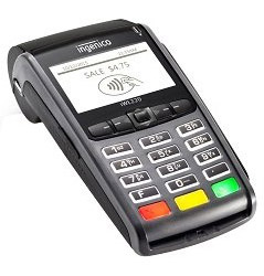 Short Range Wireless Terminal Royal Debit
